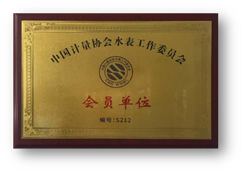 中国计量协会水表工作委员会